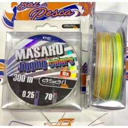 ASARI MASARU JIGGING COLORS 300M