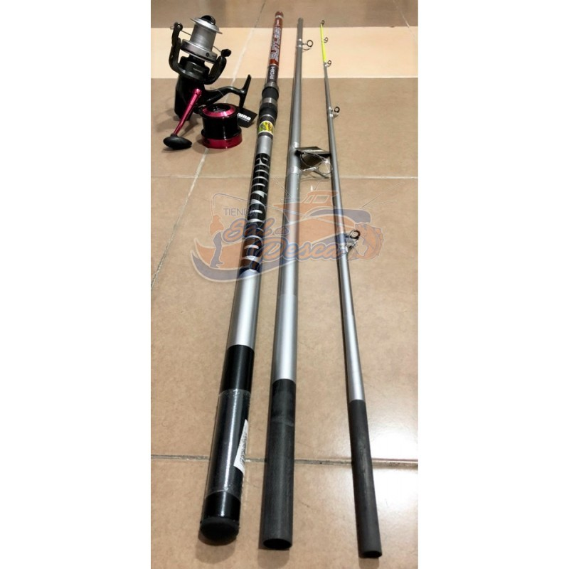 Combo surfcasting